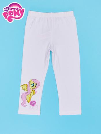 Białe legginsy dla dziewczynki MY LITTLE PONY