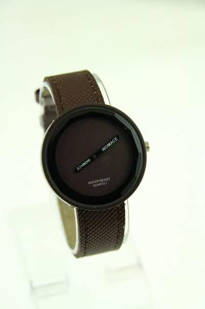 Brązowy zegarek damski na pasku