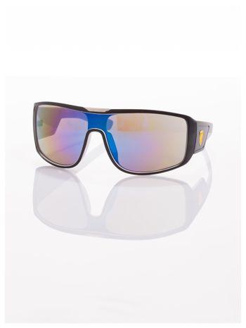 Modne męskie okulary przeciwsłoneczne w stylu Beckhamki