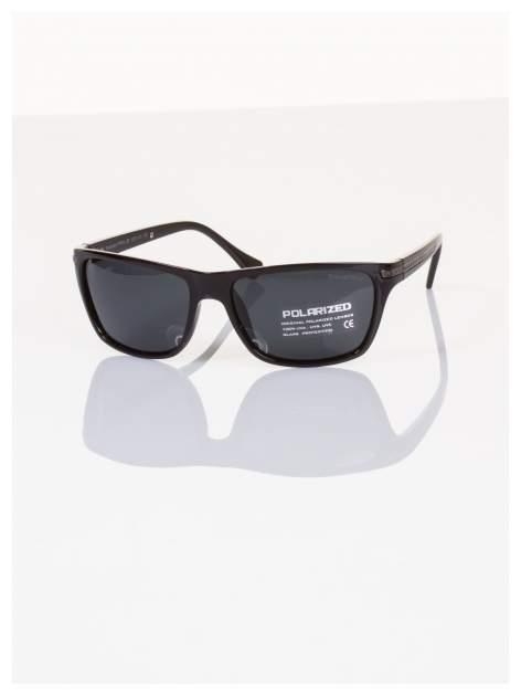 POLARYZACJA okulary przeciwsłoneczne typu WEYFARER w eleganckim stylu +GRATISY
