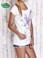 Biały t-shirt TINKER BELL