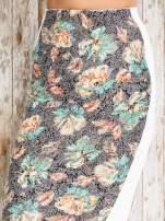 Kwiatowa spódnica modułowa