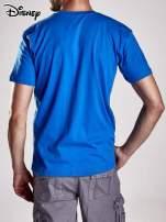 Niebieski t-shirt męski KACZOR DONALD