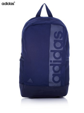 ADIDAS Granatowy plecak szkolny z bocznymi kieszonkami