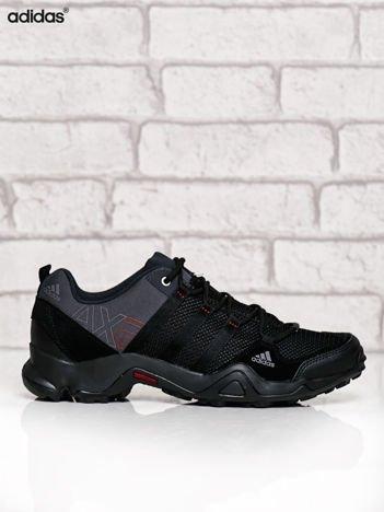 ADIDAS czarne buty męskie AX 2 sportowe do biegów