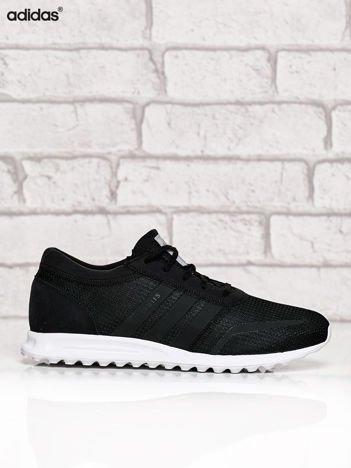 ADIDAS czarne buty męskie Originals Los Angeles z wypustkami na podeszwie