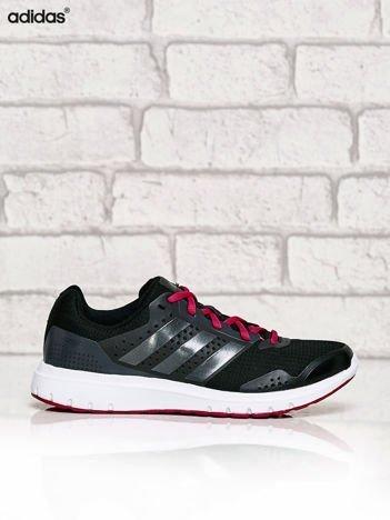 ADIDAS czarne buty sportowe do biegania