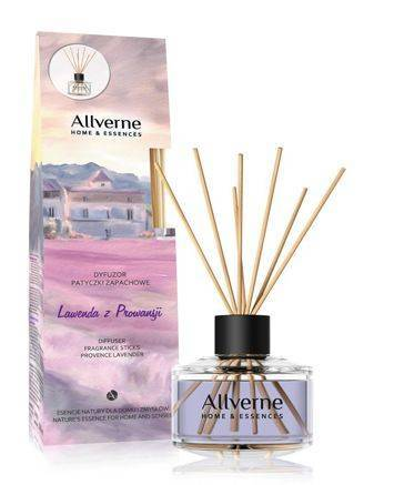 ALLVERNE ESSENCES & HOME LAWENDA Z PROWANSJI dyfuzor 100 ml