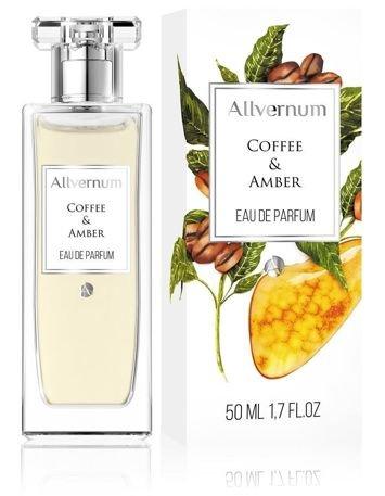 ALLVERNUM WODA PERFUMOWANA COFFEE & AMBER 50 ml