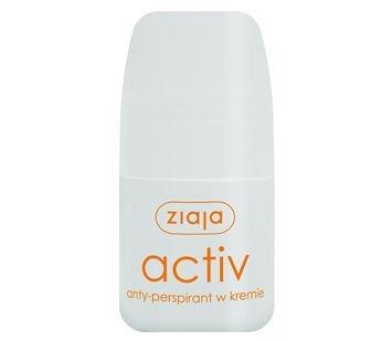 ANTY-PERSPIRANT W KREMIE ACTIV ZIAJA 60 ml