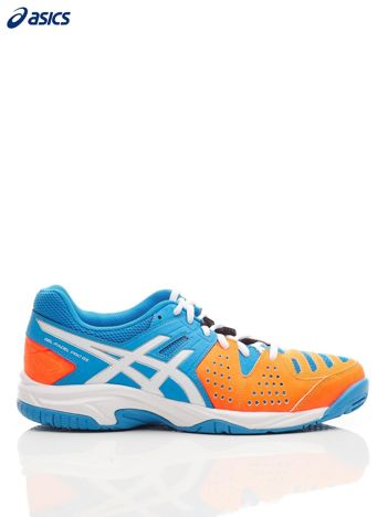 ASICS Niebieskie buty sportowe GEL PADEL PRO 3 GS