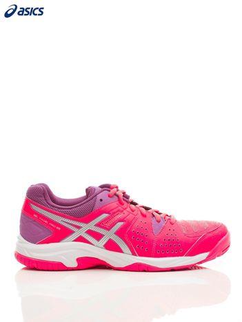 ASICS Różowe buty sportowe GEL PADEL PRO 3 GS