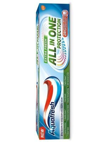 Aquafresh Pasta do zębów All In One Protection Extra Fresh  100 ml