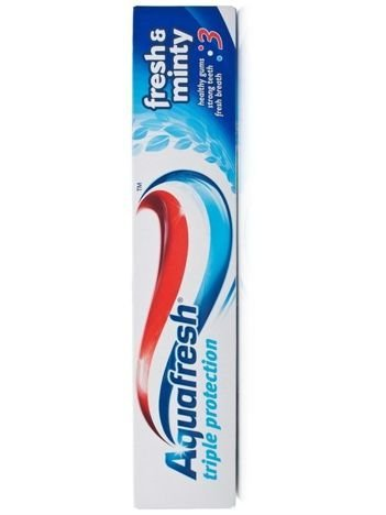 Aquafresh Pasta do zębów Triple Protection Fresh & Minty 50 ml