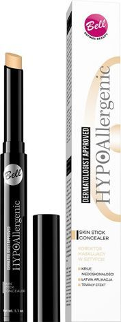 BELL HYPOAllergenic Korektor Skin Stick Concealer 02