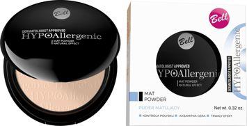 BELL HYPOAllergenic Puder Mat Powder 03
