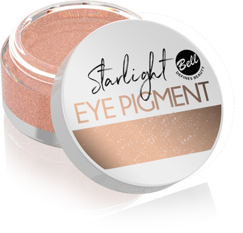 BELL Starlight Eye Pigment Sypki cień do powiek 01 Champagne