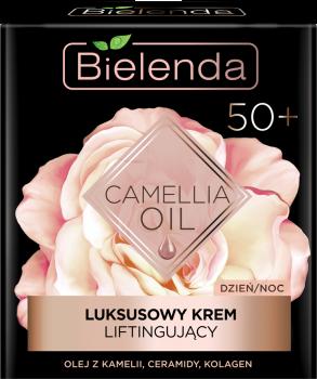BIELENDA CAMELLIA OIL Luksusowy liftingujący 50+ na dziń i na noc 50 ml