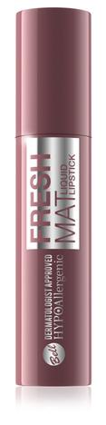 Bell Hypoallergenic Fresh Mat Pomadka w płynie matowa nr 02 Orchid 4.4g