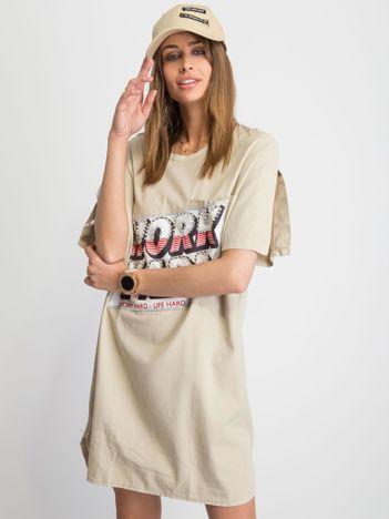 c5740a8ba6 Sukienki damskie sportowe i dresowe znajdziesz w sklepie eButik.pl