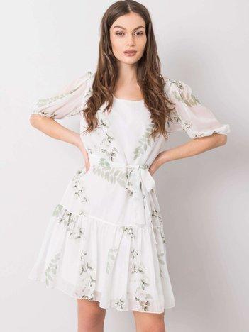Biała sukienka Emily
