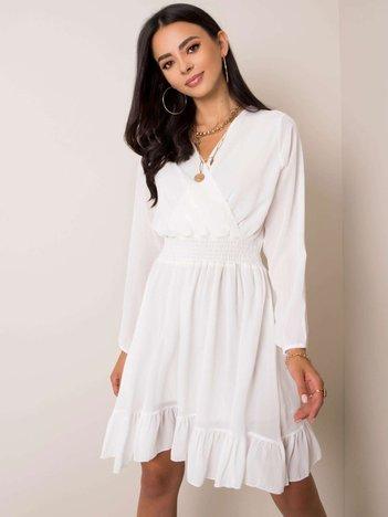 Biała sukienka Giovana RUE PARIS