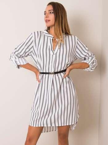 Biała sukienka Vidal