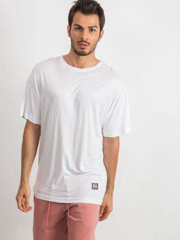 Biały t-shirt męski Better
