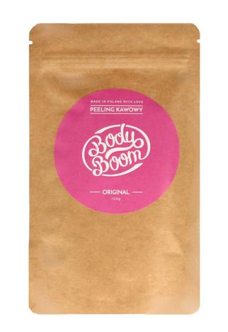 Bielenda Body Boom Peeling kawowy do ciała - Original 100 g