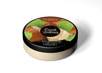 CLARESA masło do ciała ORZECH LASKOWY 200 ml
