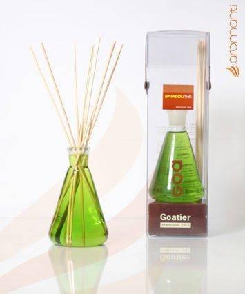 CLEM-GOA Dyfuzor zapachowy CLASSIQUE 300 ml - Bambus z zieloną herbatą
