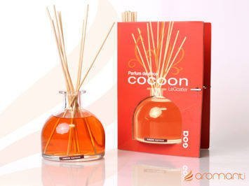 CLEM-GOA Dyfuzor zapachowy COCOON 250 ml - Ambra z szafranem