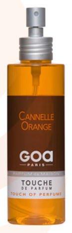 CLEM-GOA Odświeżacz powietrza 150 ml - Cynamon z pomarańczą