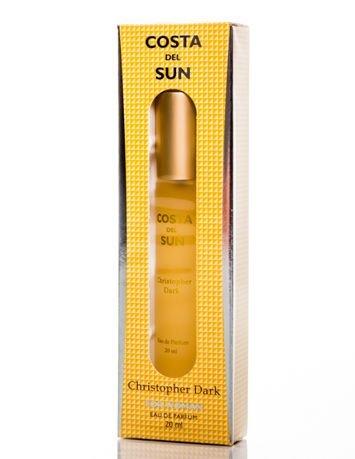 Christopher Dark Costa del sun Woda Perfumowana 20 ml