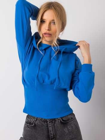 Ciemnoniebieska bluza Leilani RUE PARIS