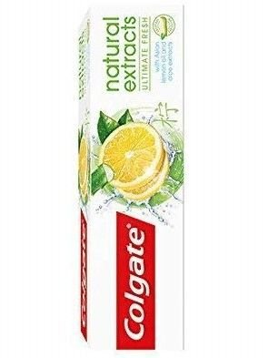 Colgate Pasta do zębów Natural Extracts Ultimate Fresh odświeżająca 75 ml