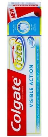 Colgate Pasta do zębów Total Visible Action 75 ml