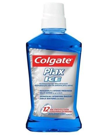 Colgate Płyn do płukania ust Plax Ice 500ml