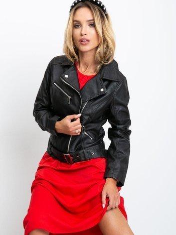 Czarna kurtka Malibu