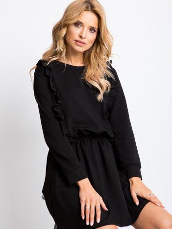 Czarna sukienka Day