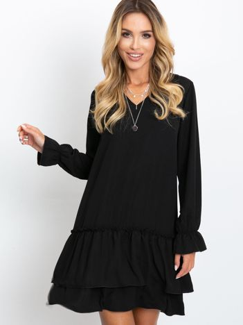 Czarna sukienka Gemma