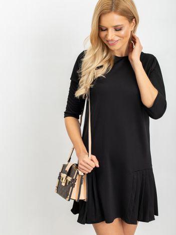Czarna sukienka Imagination