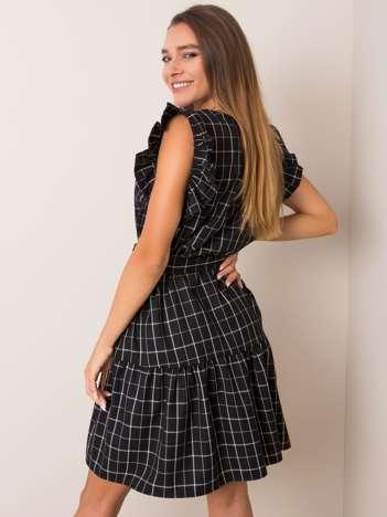 Czarna sukienka Melody OCH BELLA