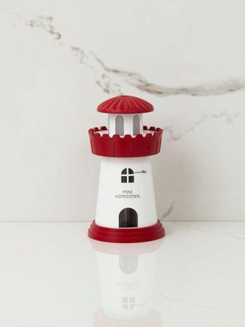 Czerwony mini nawilżacz powietrza