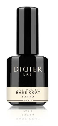 DIDIER Gel polish, Base  Extra, 15ml