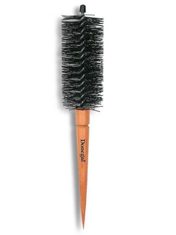 DONEGAL Drewniana Szczotka do modelowania włosów Szczotko lokówka NATURE GIFT 40mm (9118)