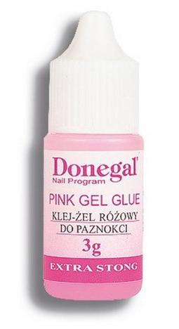 """DONEGAL KLEJ do paznokci różowy 3g (9725)"""""""