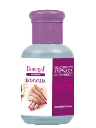 DONEGAL Zmywacz do paznokci z witaminą E 50 ml (9149)