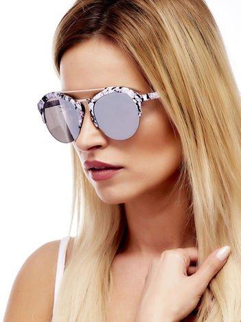 Damskie okulary przeciwsłoneczne