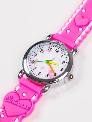 Dziecięcy zegarek SERCE